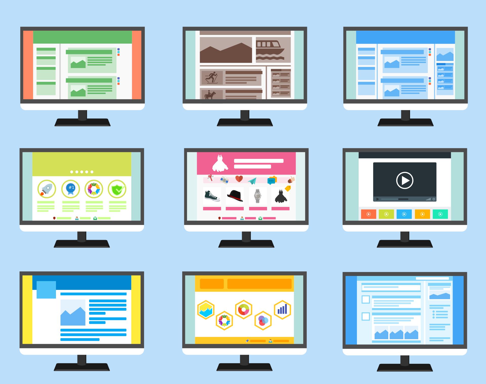 Primeros pasos de una pyme en Internet: tener tu web.