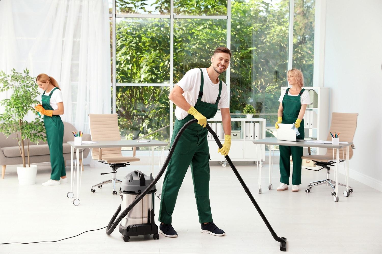 Diseño web para empresas de Limpieza