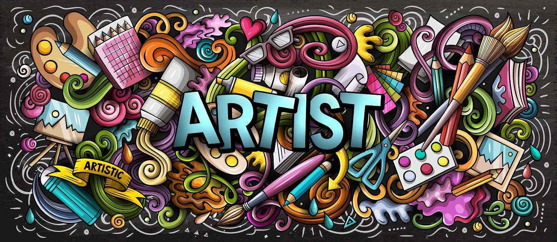 Diseño web para Artistas