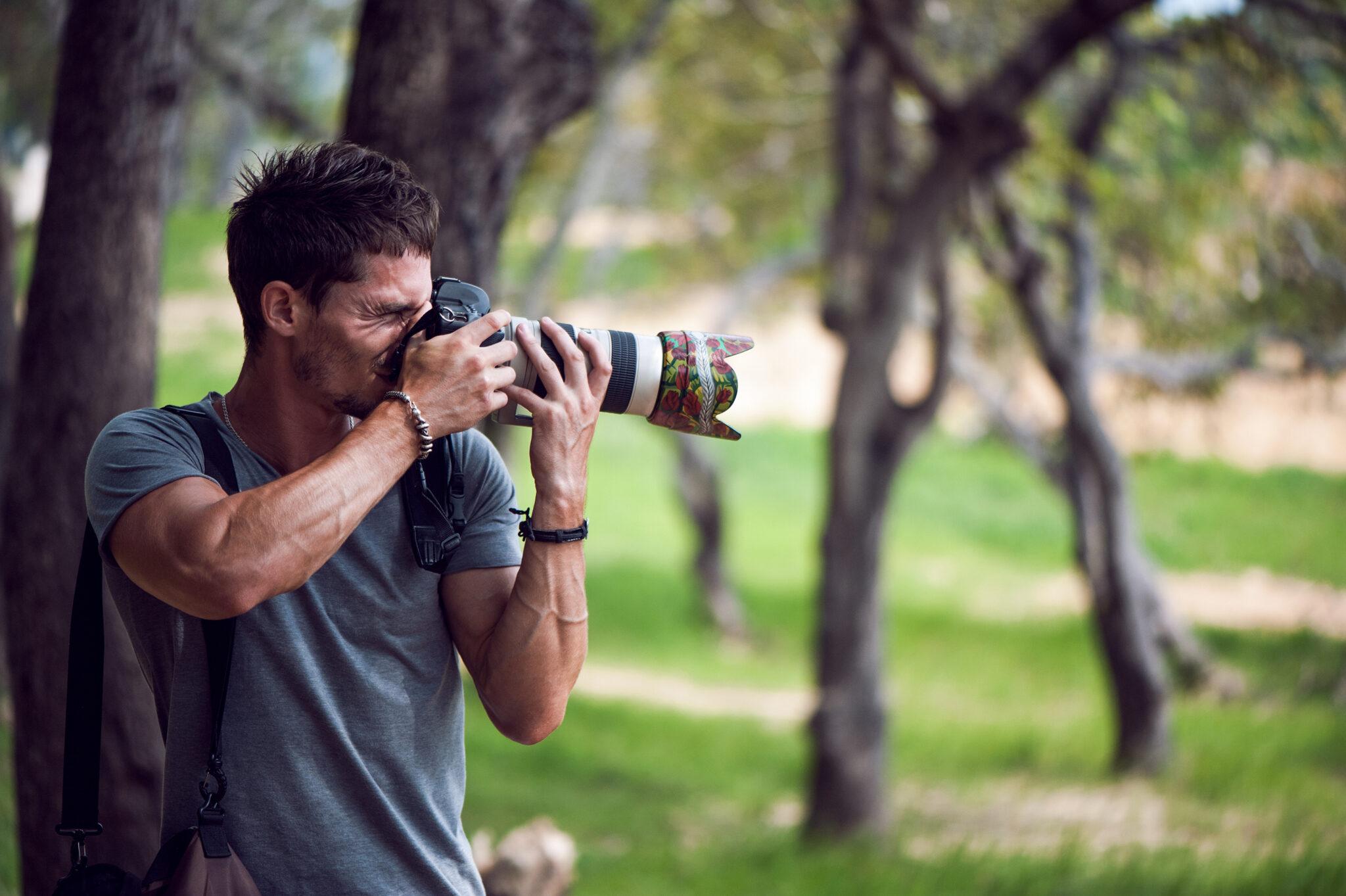 Diseño Paginas Web Para Fotógrafos
